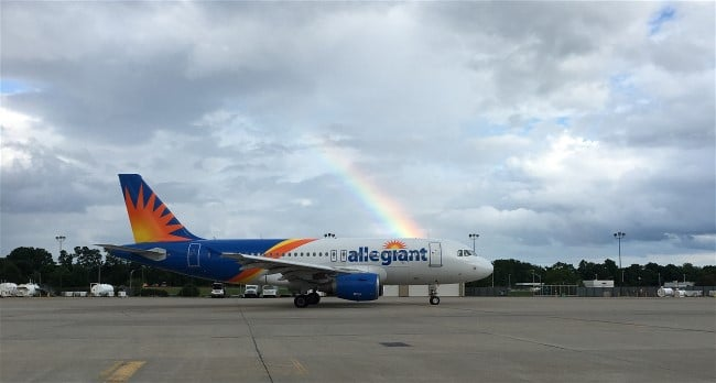 Sarasota-Bradenton International Airport Welcomes 8 New Destinations from Allegiant Air!