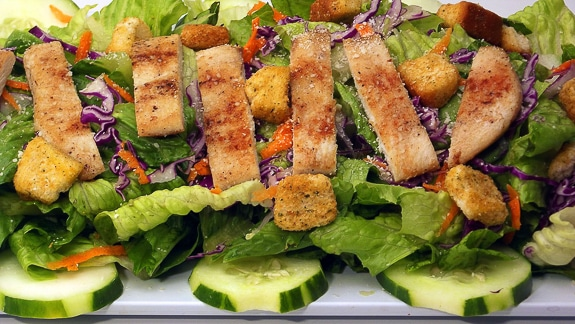 "This Week's ""The Best of The Sarasota Post"" - The Best Caesar Salad on the Planet"