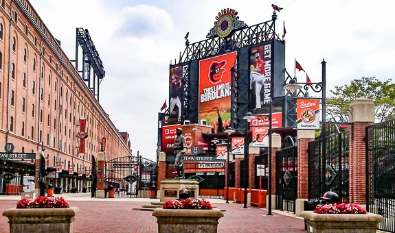 Do You Know The Yard in Baltimore?