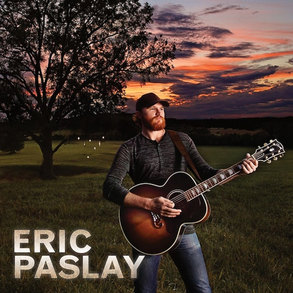Songwriter Eric Paslay is performing at Joyland Country Music Night Club in Bradenton, FL