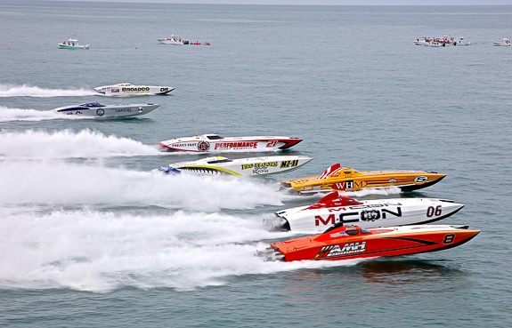 Sarasota Powerboat Grand Prix Festival Announces Final Results & New Date for 2020