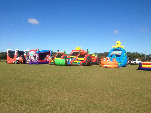 Do the Happy Bounce has several items for your party in Southwest Florida.