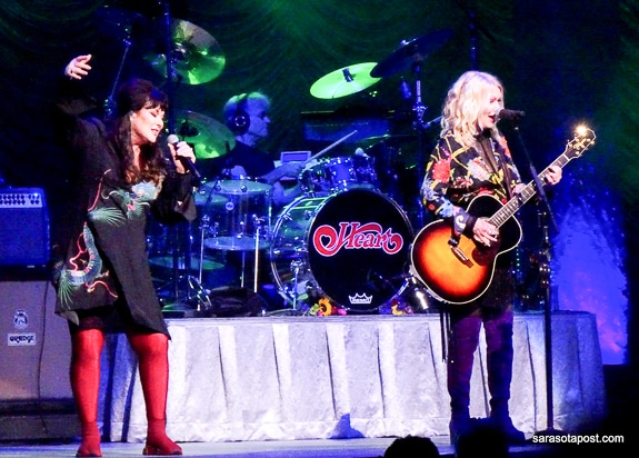 """Heart's """"Love Alive"""" Tour Brings Girl Power to Tampa at Mid-Florida Amphitheatre"""