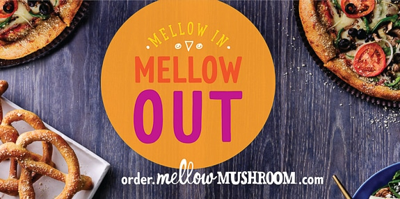 Two Creminis Up for Mellow Mushroom Sarasota