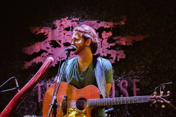 Trevor Bystrom: Local Southwest Florida Musician With A Multi-Cultural Sound