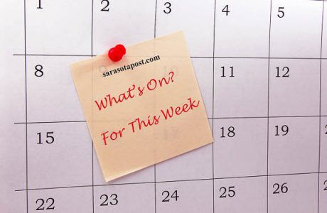 What's On? The Suncoast This Week, 8/3 – 8/10