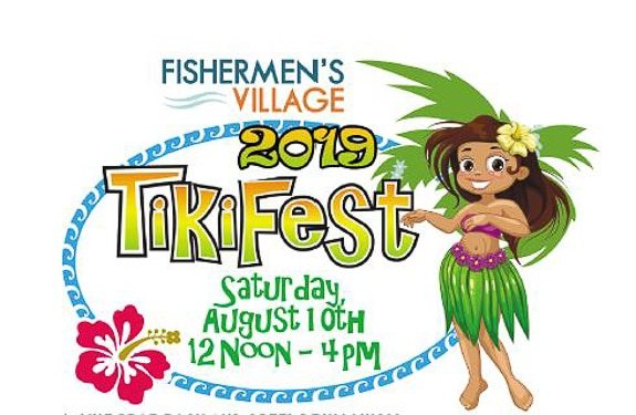 4th Annual Tikifest at Fishermen's Village in Punta Gorda, FL