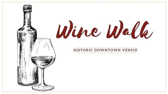 Venice Wine Walk by Venice MainStreet Inc. in Venice, FL