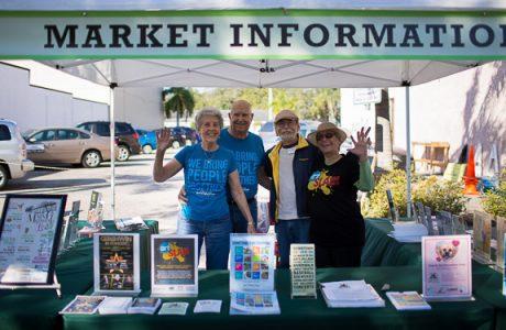 The Bradenton Farmers' Market Returns to Downtown Bradenton, FL