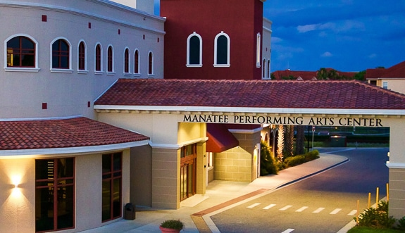 Buddy, The Buddy Holly Story at Manatee Performing Arts Center in Bradenton, FL