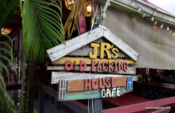 JR's Old Packinghouse Cafe in Sarasota has the best Cuban sandwich.