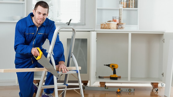 Some remodeling tasks need a professional remodeling expert.