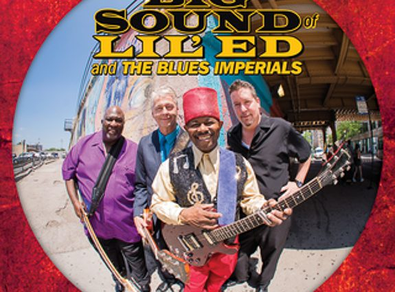Lil' Ed & The Blues Imperials To Perform In Sarasota