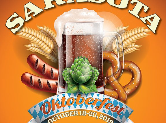 Annual Sarasota Oktoberfest In J.D. Hamel Park In Sarasota, FL