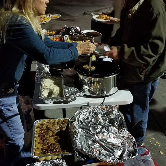 Streets of Paradise provides nutritious meals for those in need in Sarasota, FL