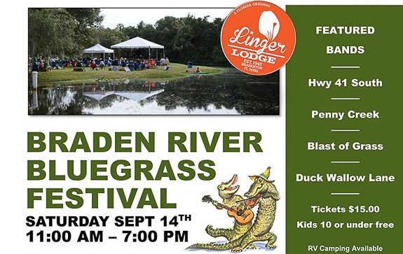 Braden River Bluegrass Festival in Bradenton, FL