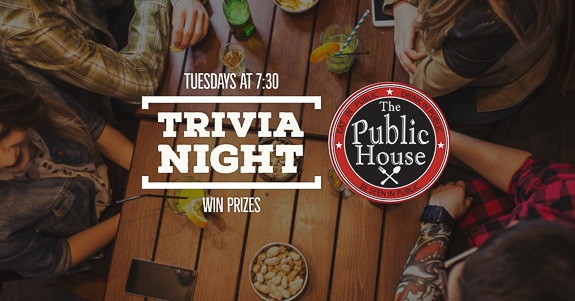 Team Trivia at TPH at The Public House Tap and Grill in Sarasota, FL
