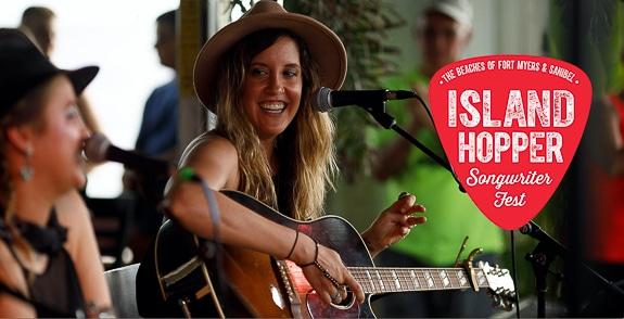 2019 Island Hopper Songwriter Fest on Captiva Island, FL