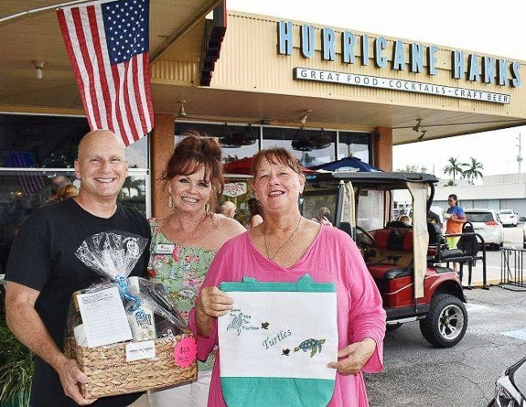 Turtle Watch Wednesday at Hurricane Hanks on Holmes Beach, FL