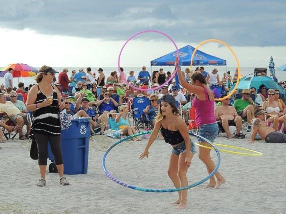 Venice Beach Party at Venice Beach, FL
