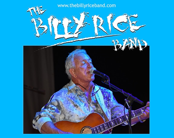 The Billy Rice Band at Mattison's Riverwalk in Bradenton, FL