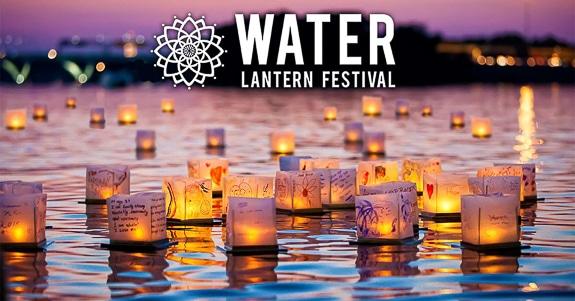 Sarasota Water Lantern Festival at Nathan Benderson Park in Sarasota, FL