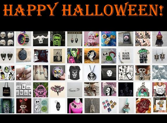 Atomic Halloween Misfit Makers Wishes Sarasota/Bradenton A Happy Halloween!