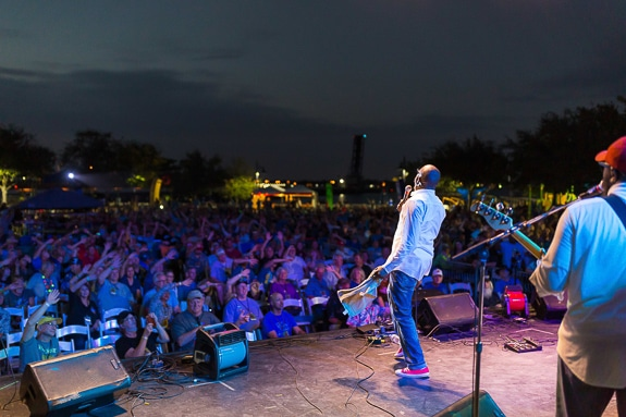 The Bradenton Blues Festival is sold out!
