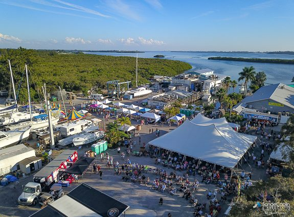 Become A Part of Something Special, the 8th Annual Cortez Stone Crab & Music Festival- November 9 & 10