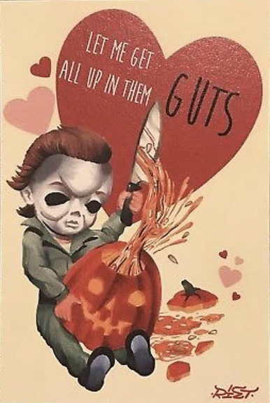 Scary Halloween movies are fun to watch!