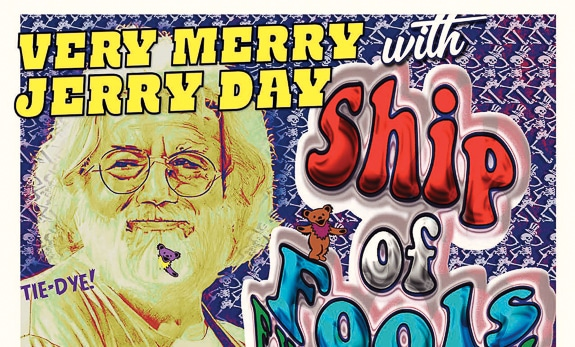 """WSLR's 11th Annual""""Very Merry Jerry Day"""" at Fogartyville in Sarasota, FL"""
