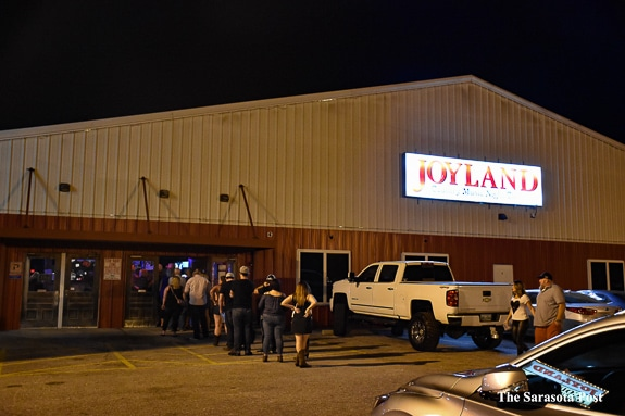 Joyland, On Track Towards a World- Class Country Music Venue In Bradenton, FL