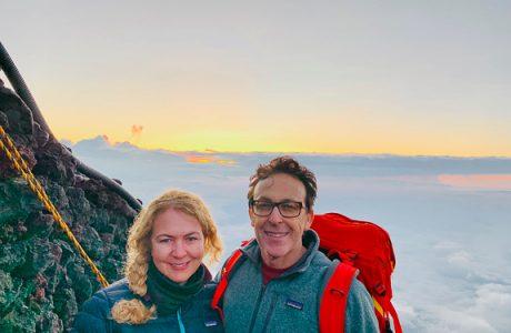 Lessons Learned Climbing Mount Fuji