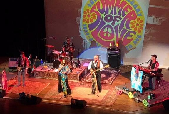 Paisley Craze Peace & Love Tour, based in Sarasota, FL