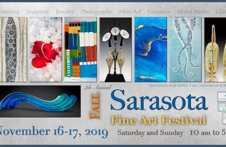 7th Annual Sarasota Fall Fine Art Festival