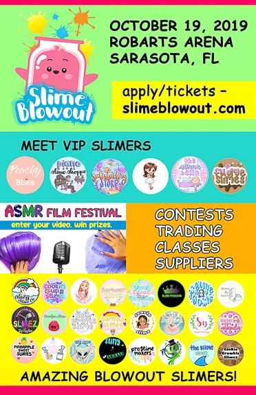 Slimer Blowout coming to Robarts Arena in Sarasota, FL
