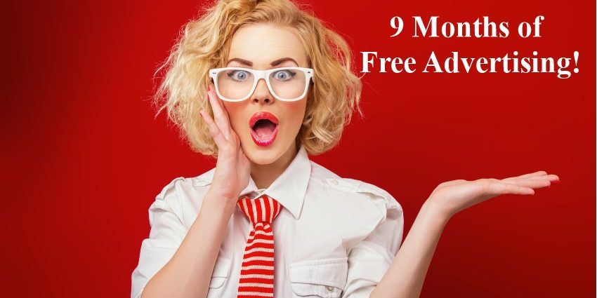 "Local ""Suncoast"" Businesses-The Sarasota Post is Offering 9 Months of FREE Advertising*!"