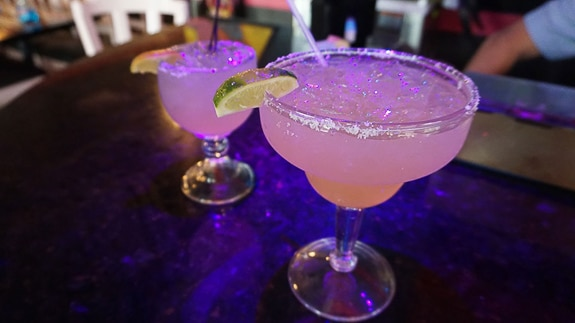 Pink Tequila Mexican Restaurant, Grill & Cantina in North Port, FL is the author's favorite!