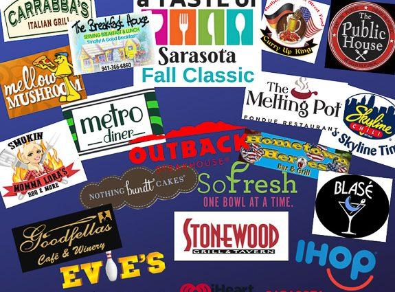 """28th Annual """"A Taste Of Sarasota"""" FALL CLASSIC"""