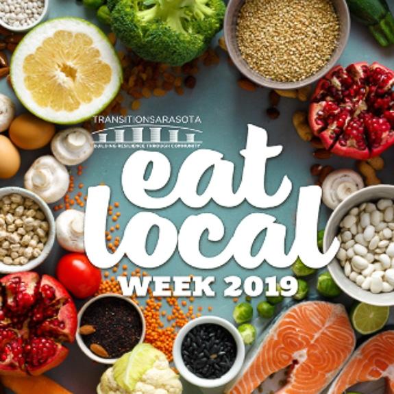 Transition Sarasota organizes Eat Local Week 2019 in Sarasota, FL