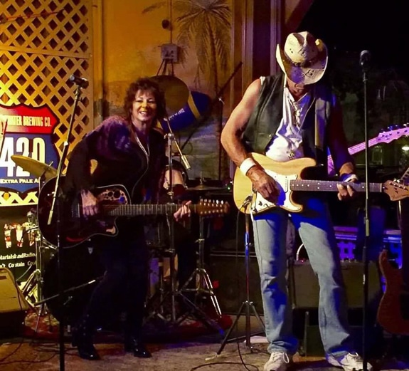The Karen and Jimmy Band at Island Time in Holmes Beach, FL