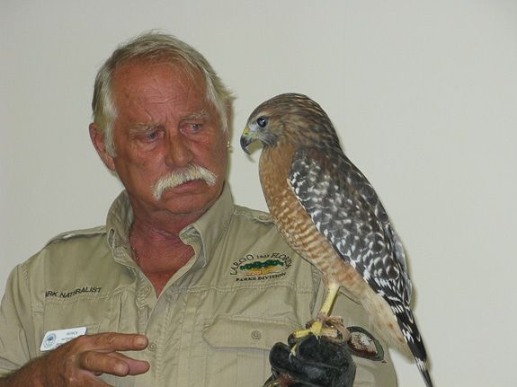 Raptors, Birds of Prey at Manatee River Garden Club Inc in Bradenton, FL