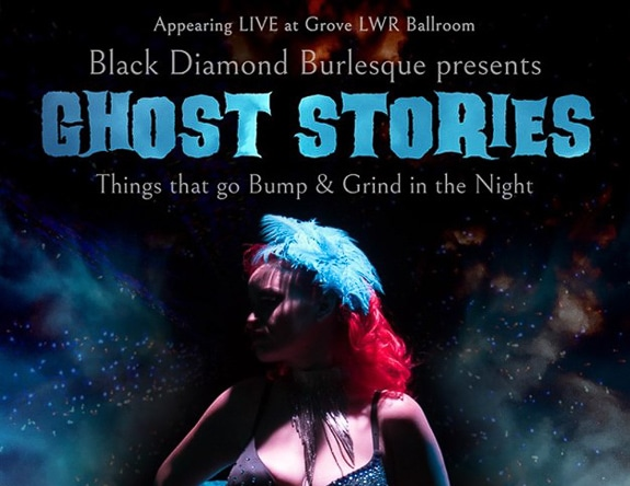 Black Diamon Burlesque Show