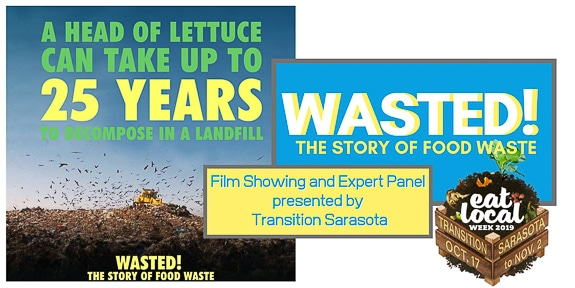 WASTED! Film Showing