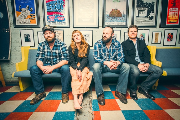 Amanda Anne Platt and the Honeycutters at Fogartyville In Sarasota, FL
