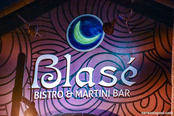 It Was a Wonderful 'Friends & Family' Opening at the New Blasé Bistro & Martini Bar in Sarasota