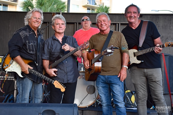 """Celebrate """"Thanksgiving Eve"""" with The Billy Rice Band at Mattison's Riverwalk Grille, Downtown Bradenton"""