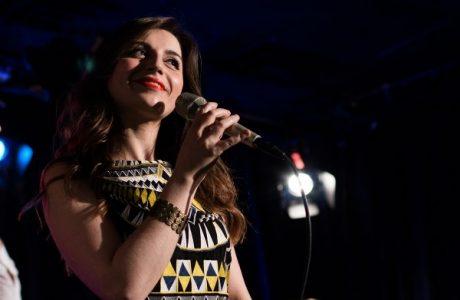 Italian Jazz Singer Chiara Izzi to Perform at Fogartyville in Sarasota