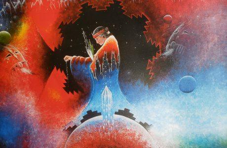Native America: Giving Thanks Art Exhibit Opening at Fogartyville in Sarasota, FL