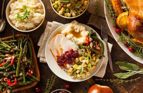 Mattison's Open on Thanksgiving Day in Sarasota & Bradenton